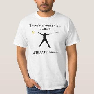 Ultimate Frisbee Shirt