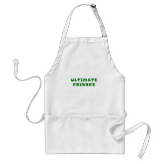 Ultimate Frisbee Standard Apron