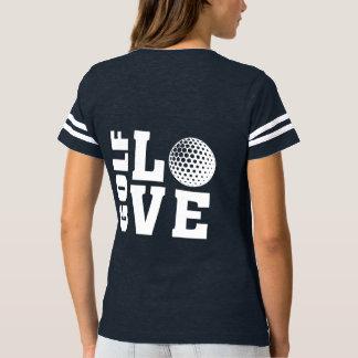 Ultimate Golfer's, I Love Golf, Golfing T-shirt