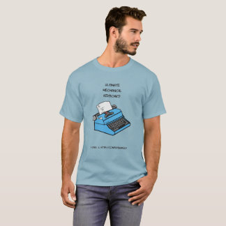 Ultimate Mechanical Keyboard - Typewriter T-Shirt