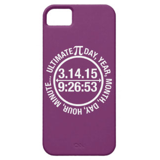 Ultimate Pi Day 2015 iPhone 5 Case
