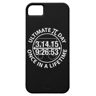 Ultimate Pi Day 2015 iPhone 5 Cases