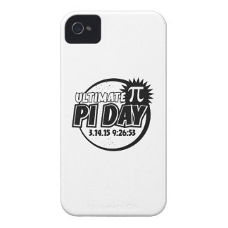 Ultimate Pi Day iPhone 4 Case