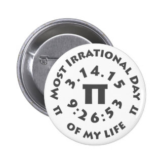 Ultimate Pi Day March 14, 2015 2 Inch Round Button