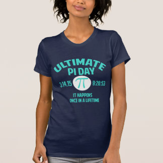 Ultimate Pi Day shirt