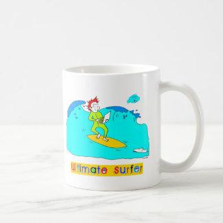 Ultimate Surfer Mugs