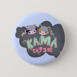 Ultra Kawaii - Kama Cutzie Button
