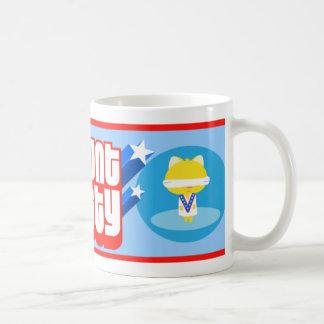 Ultra Kawaii Presents Stunt Kitty Coffee Mug