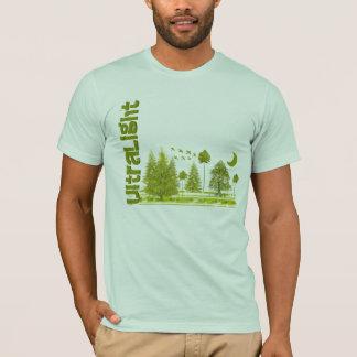 Ultra Light Pines Hiking T-shirts