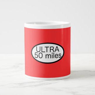Ultra Marathon Large Coffee Mug