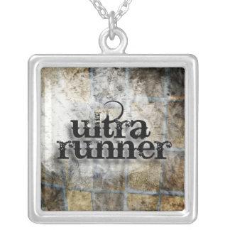 Ultra Runner pendant by Vetro Jewelry