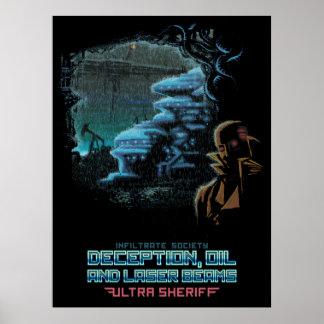 Ultra Sheriff - DOLB Track Poster