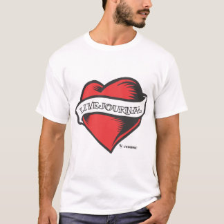 Ultra-soft Fashion T's (LiveJournal Tattoo) T-Shirt