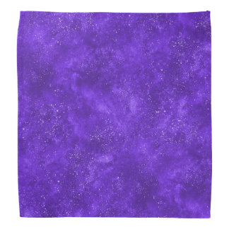 Ultra violet color of the year bandana