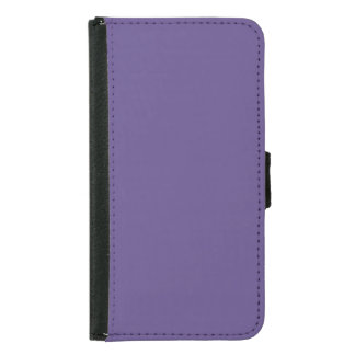 Ultra Violet Color Samsung Galaxy S5 Wallet Case