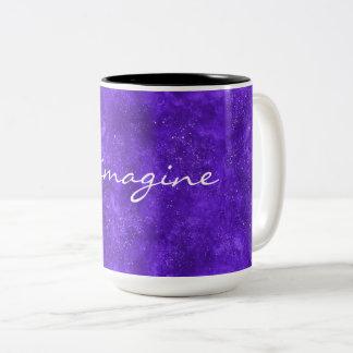 Ultra violet inspiration mug