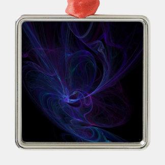 Ultra violet metal ornament