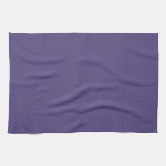 Ultra Violet Pantone 2018 color of the year purple Kitchen Towel