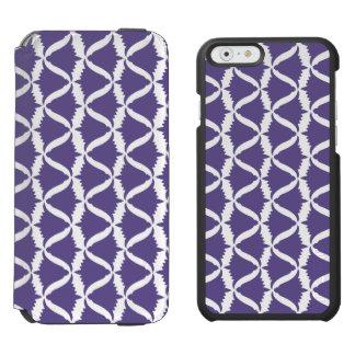 Ultra Violet Purple Bell Flower Meadow Bellflower Incipio Watson™ iPhone 6 Wallet Case