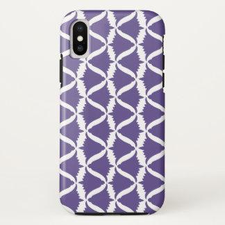 Ultra Violet Purple Bell Flower Meadow Bellflower iPhone X Case