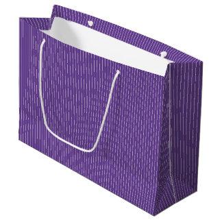 Ultra Violet - Spring 2018 London Fashion Trends Large Gift Bag