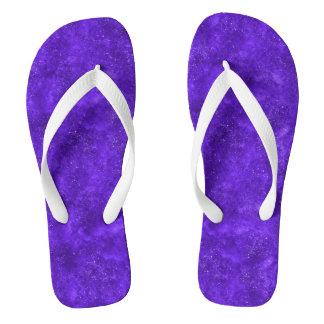 Ultra violet trendy sandals