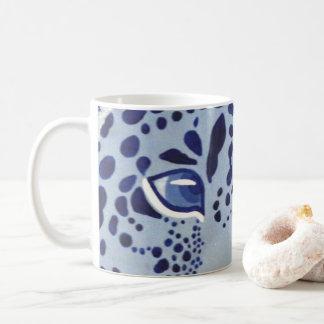 Ultramarine Jaguar Eyes Mug