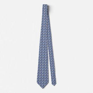 Ultramarine Jaguar Tie