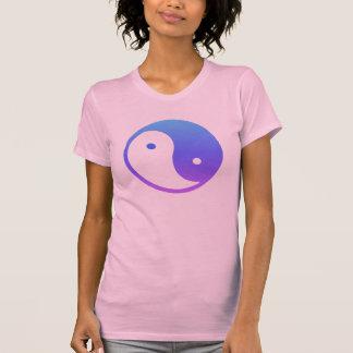 Ultraviolet Yin Yang T-Shirt
