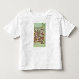 Ulugh Beg  dispensing justice at Khurasan Toddler T-shirt
