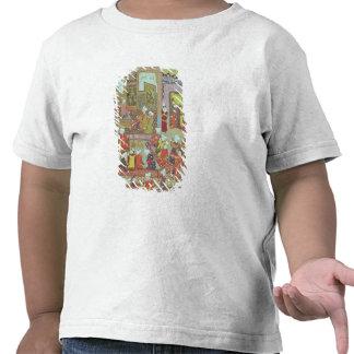 Ulugh Beg  dispensing justice at Khurasan T-shirt