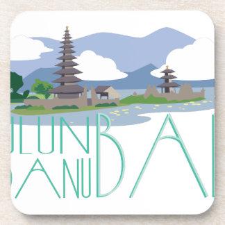 Ulun Danu Bali Beverage Coaster