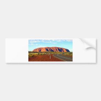 Uluru / Ayers Rock - Australia Bumper Sticker
