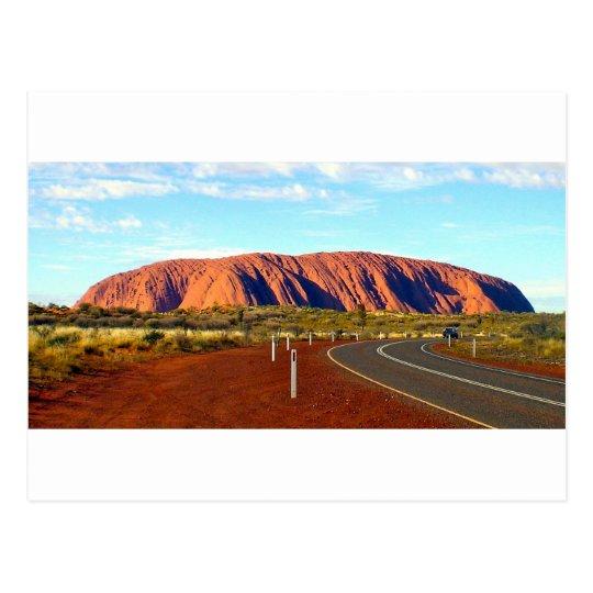 Uluru / Ayers Rock - Australia Postcard
