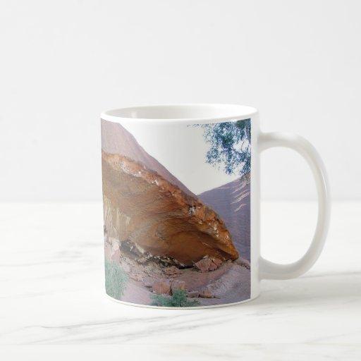 Uluru (Ayers Rock) Cave Mug