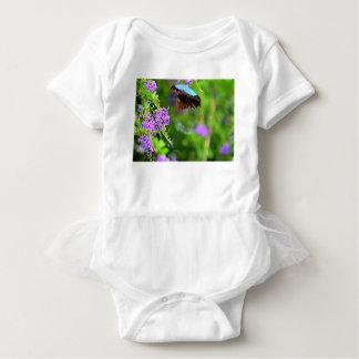 ULYSSES BUTTERFLY QUEENSLAND AUSTRALIA BABY BODYSUIT