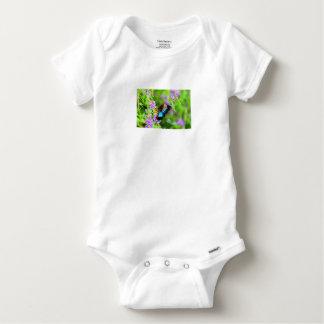 ULYSSES BUTTERFLY QUEENSLAND AUSTRALIA BABY ONESIE