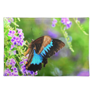 ULYSSES BUTTERFLY QUEENSLAND AUSTRALIA PLACEMAT