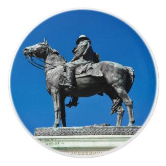 Ulysses S Grant Ceramic Knob