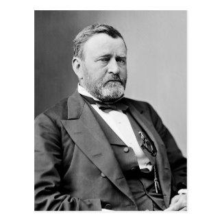 Ulysses S. Grant Postcard