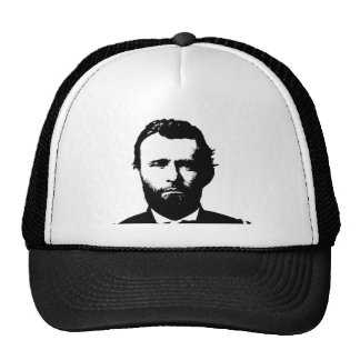 ulysses s grant trucker hat