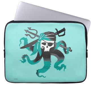 Uma | Skull Logo Laptop Computer Sleeves