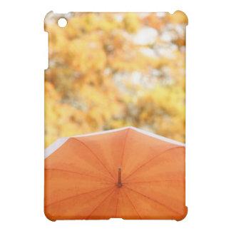 Umbrella and Autumn Colors iPad Mini Covers
