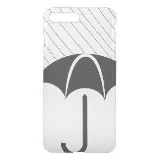Umbrella and rain iPhone 7 plus case