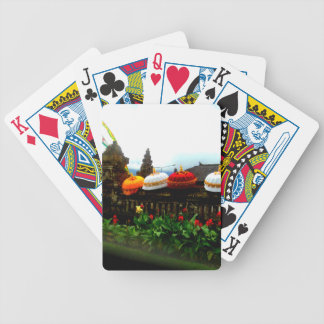Umbrella Bali Splash Orginal Bicycle Playing Cards
