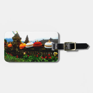 Umbrella Bali Splash Orginal Luggage Tag