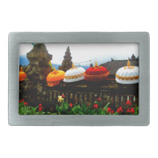 Umbrella Bali Splash Orginal Rectangular Belt Buckle