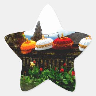 Umbrella Bali Splash Orginal Star Sticker