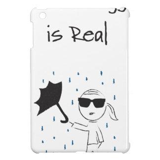 Umbrella Fail Struggle Is Real iPad Mini Cover