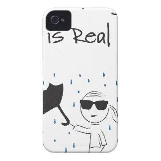 Umbrella Fail Struggle Is Real iPhone 4 Case-Mate Case
